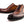 "Load image into Gallery viewer, Burnished Calfskin ""Charlton"" Lace-Up Oxford Caramel"