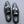 Load image into Gallery viewer, Shiny Calfskin Penny Loafer Black