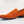 Load image into Gallery viewer, Suede Penny Loafer Coral