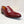 Load image into Gallery viewer, Shiny Calfskin Penny Loafer Burgundy