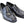 Load image into Gallery viewer, Corrente Crocodile Printed Calfskin Penny Loafer Black