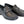 Load image into Gallery viewer, Corrente Deerskin Slip-On Loafer Black
