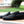 Load image into Gallery viewer, Corrente Woven Calfskin Slip-On Loafer Black