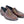 Load image into Gallery viewer, Corrente Python Printed Calfskin Loafer Burgundy