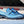 Load image into Gallery viewer, Burnished Calfskin Slip-On Loafer Blue