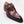 Load image into Gallery viewer, Calfskin Monkstrap Chestnut