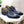Load image into Gallery viewer, Calfskin Monkstrap Grey