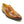 Load image into Gallery viewer, Calfskin Slip-On Penny Loafer Cognac