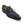 Load image into Gallery viewer, Carrucci Crocodile Embossed Calfskin Slip-On Loafer Navy