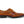 Load image into Gallery viewer, Calfskin Wingtip Faux Lace Oxford Cognac