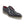 Load image into Gallery viewer, Burnished Calfskin Lace-Up Shoe Black