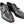 Load image into Gallery viewer, Corrente Calfskin Double Monkstrap Shoe Black