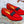 Load image into Gallery viewer, Velvet Formal Loafer Red