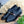 Load image into Gallery viewer, Pony Hair Slip-On Loafer Black