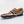 Load image into Gallery viewer, Pony Hair Slip-On Loafer Brown/Cream