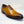 Load image into Gallery viewer, Burnished Calfskin Lace-Up Oxford Cognac