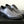 Load image into Gallery viewer, Burnished Calfskin Lace-Up Oxford Grey