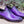 Load image into Gallery viewer, Burnished Calfskin Lace-Up Oxford Purple