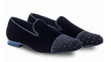 Abel Slip-On Formal Shoe Black