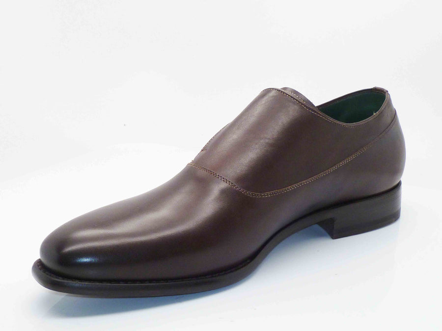 Mezlan Algar Monkstrap Brown