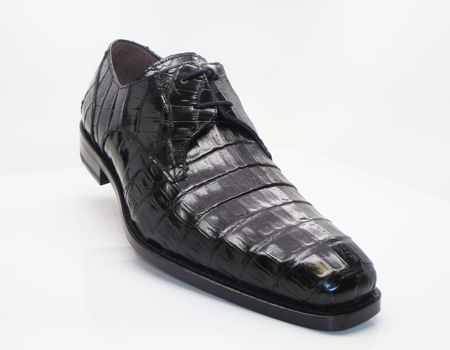 Anderson Lace-Up Oxford Black