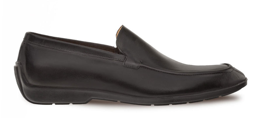 Mezlan Berkley Slip-On Shoe Black