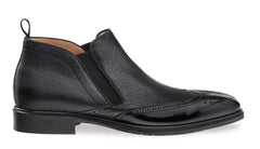 Bexley Slip-On Boot Black