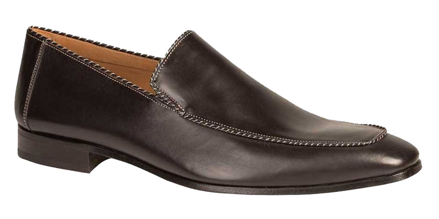 Mezlan Brandt Slip-On Loafer Black