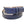 Load image into Gallery viewer, Corrente Deerskin Belt Blue