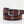 Load image into Gallery viewer, Burnished Calfskin Belt Brown