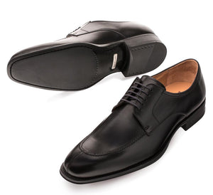 Mezlan Celso Lace-Up Oxford Black