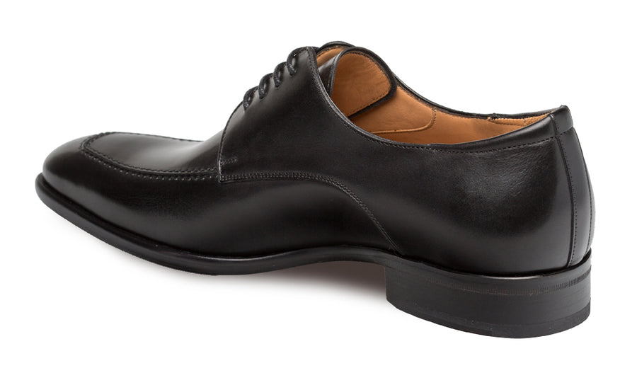 Mezlan Coventry Lace-Up Oxford Black