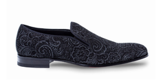 Damon Formal Loafer Black