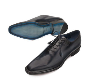 Enterprise Lace-Up Oxford Blue