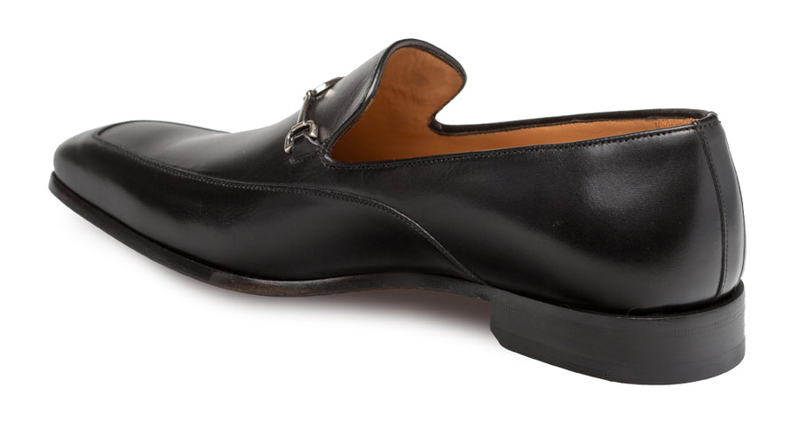 Mezlan Falcon Slip-On Loafer Black