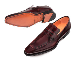 Mezlan Galina Penny Loafer Burgundy