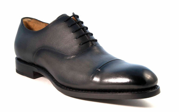 Gianni Cap Toe Oxford Grey