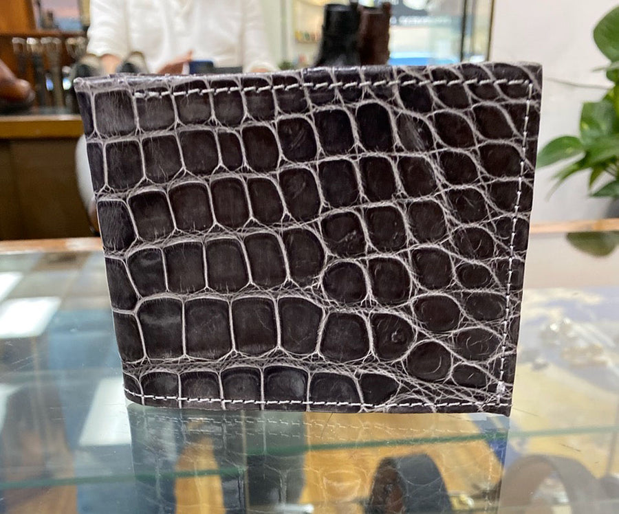 Genuine Alligator Wallet