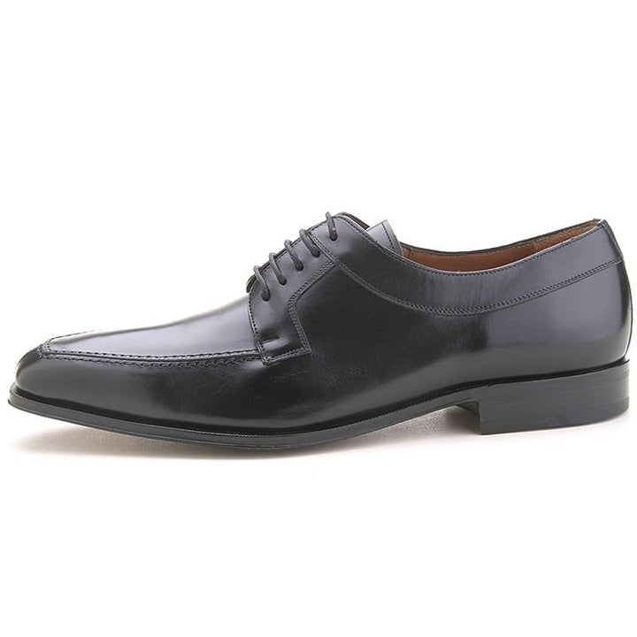 Mezlan Hundley Lace-Up Oxford Black