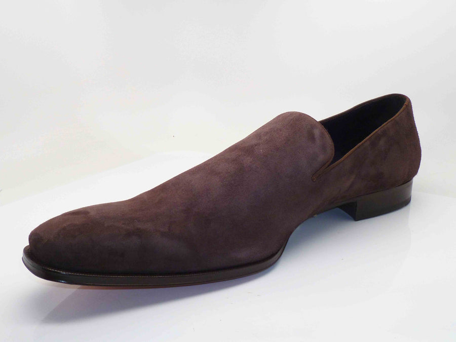 Mezlan Lofton Slip-On Loafer Brown