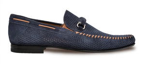 Mezlan Marcello Slip-On Loafer Blue