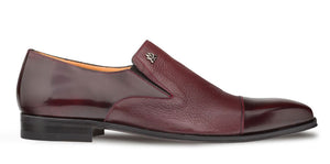 Mezlan Milani Slip-On Shoe Burgundy
