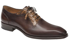 Olimpo Lace-Up Oxford Brown/Camel
