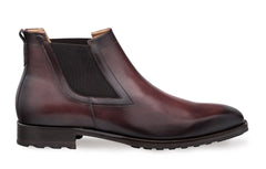 Omar Chelsea Boot Brown