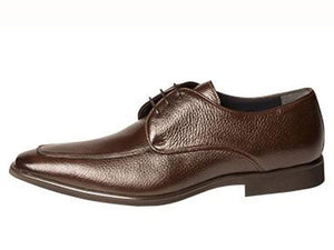 Mezlan Petrarca Lace-Up Oxford Brown