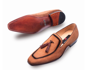 Plazza Slip-On Loafer Cognac