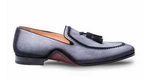 Plazza Slip-On Loafer Grey
