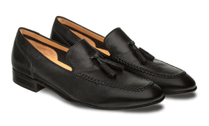 Plinio Slip-On Shoe Black