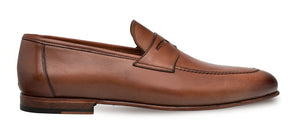 Mezlan Pompei Slip-On Loafer Tan