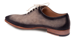 Rossini Lace-Up Oxford Grey